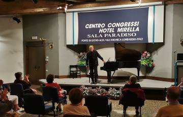 "STRAORDINARIO THIOLLIER APRE ""…L'ASSOLUTO MUSICALE"""