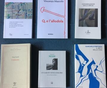 PONTEDILEGNOPOESIA 2018: SCELTI I 6 FINALISTI, A LUISI PREMIO ALLA CARRIERA