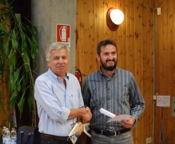 """PontedilegnoPoesia 2018 a Giancarlo Pontiggia con """"Il moto delle cose"""""""