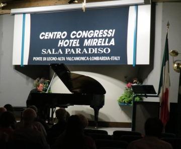 LA GRANDE MUSICA A PONTE DI LEGNO
